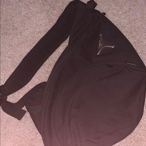Jordan 1 strap backpack